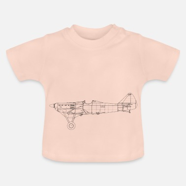 Fighter Vintage Fighter - Baby T-shirt