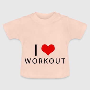 workout - Baby T-Shirt