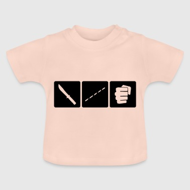 Weapons of Choise - Baby T-shirt