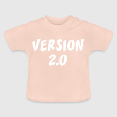 Version version 2.0 - T-shirt Bébé