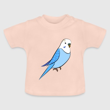 Budgie blue - Baby T-Shirt