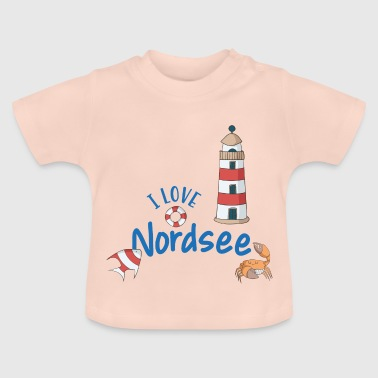 Nordsee - Baby T-Shirt