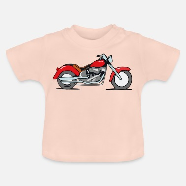 Chopper chopper - Baby-T-shirt