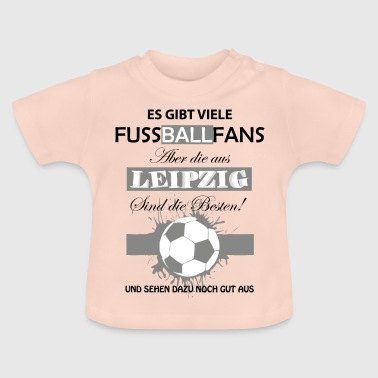 Leipzig football fan club de football - T-shirt Bébé