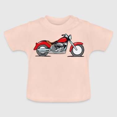 chopper - Camiseta bebé