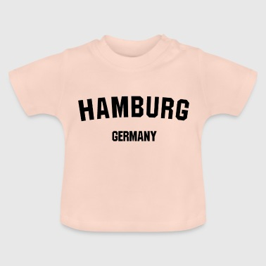 Hanseatic City Hanseatic city of Hamburg - Baby T-Shirt