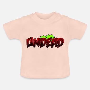 Undead Undead - Undead Comic - Baby-T-shirt