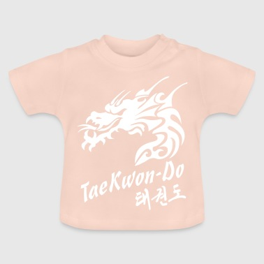 Taekwondo Dragon - Baby T-Shirt