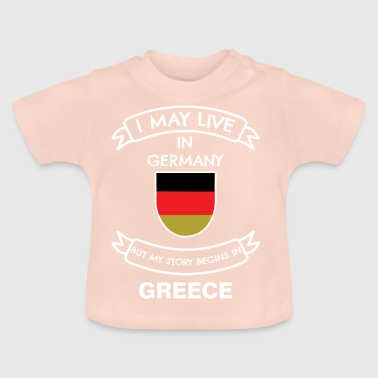 Greece - Baby T-Shirt