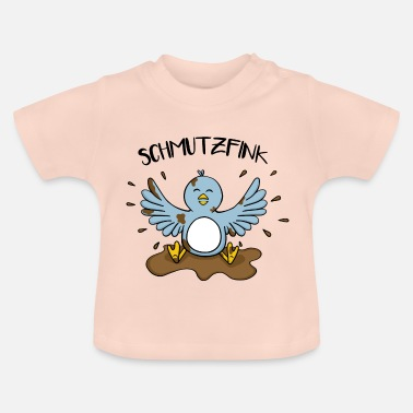 Nest nest lout - Baby T-shirt