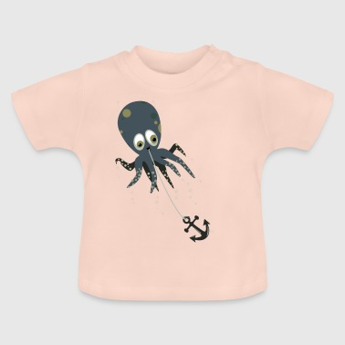 Free Octo - Baby T-Shirt