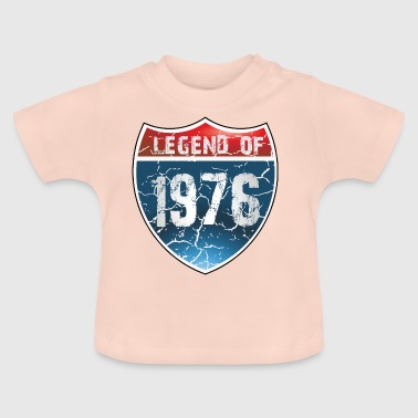 Legend Of 1976 - Baby T-Shirt