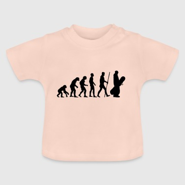 Snowboard Evolution - Baby T-Shirt