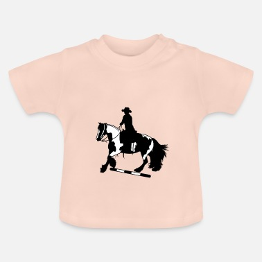 Galop Tinker galop I Stange - Baby T-shirt