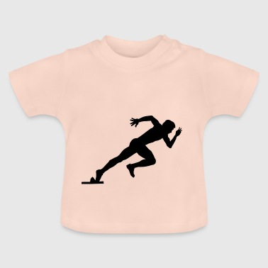 sprinter - T-shirt Bébé