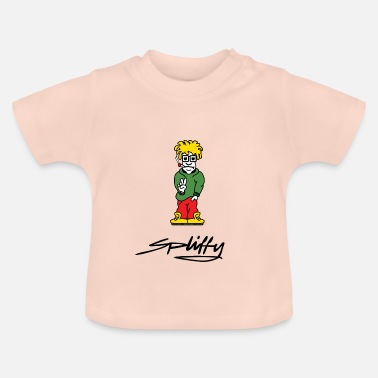 Raver spliffy2 - Baby T-Shirt