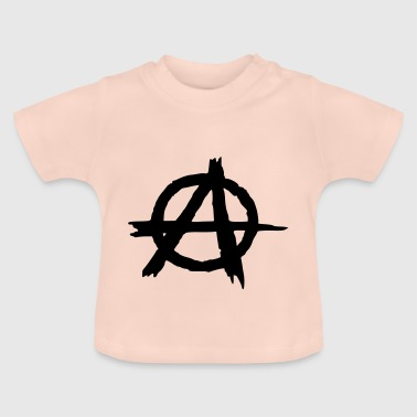 Anarchie punk anarchiste - T-shirt Bébé