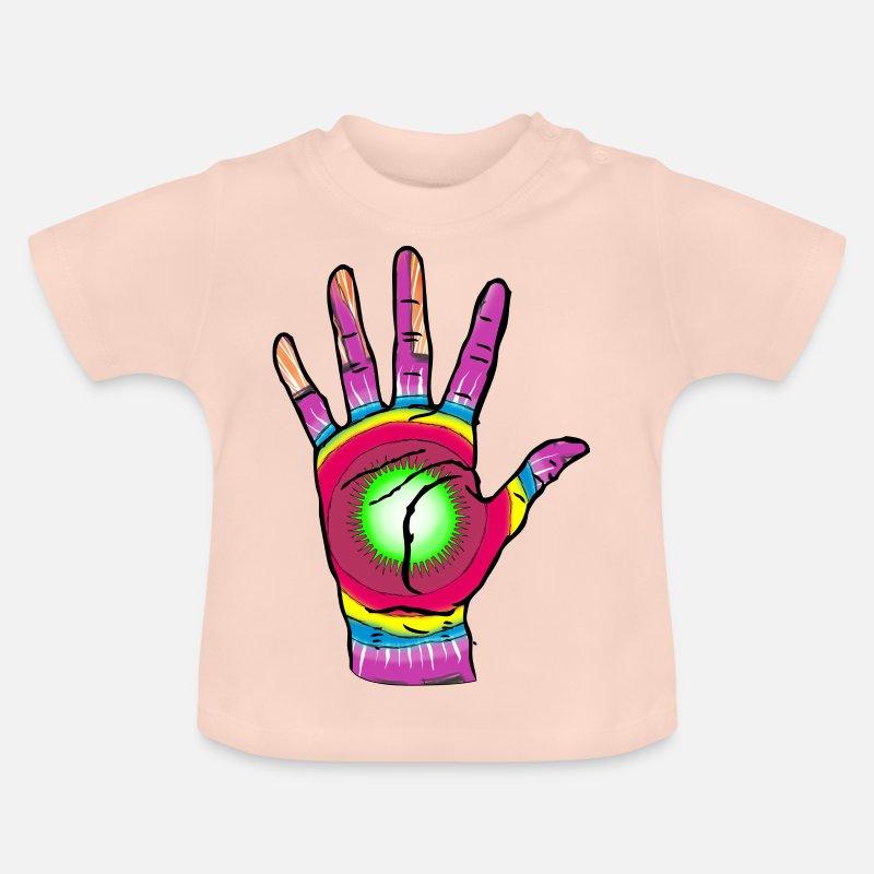 Stoppen Und Die Welt Verandern Baby T Shirt Spreadshirt