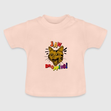 CATS | JAW DROPPING - Baby T-Shirt