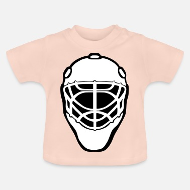 Hockey Patines hockey sobre hielo hockey patines hel patines puck - Camiseta bebé