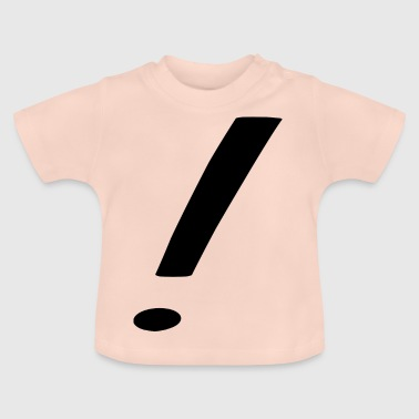 exclamation mark - Baby T-Shirt