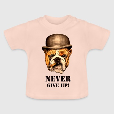 Hund Dog statement | Statement art - Baby T-shirt