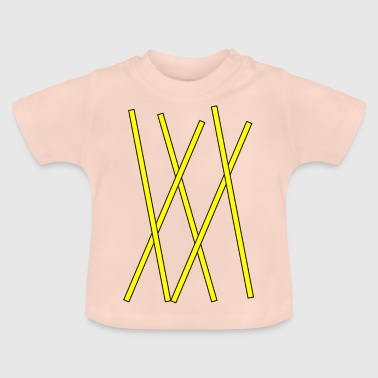 stripe - Baby T-Shirt