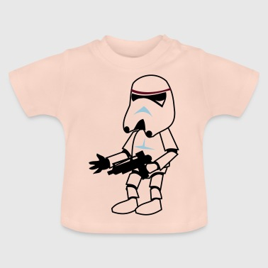 STORM TROOPER - Baby T-Shirt