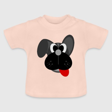 Cartoon Dog Dog cartoon - Baby T-Shirt