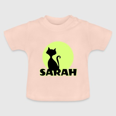 Sarah Name First name - Baby T-Shirt