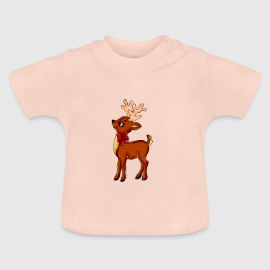 Rennes ADORABLE RENNE - Baby T-Shirt