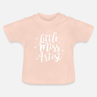 Little Big Horn Little Miss Artiste - T-shirt Bébé