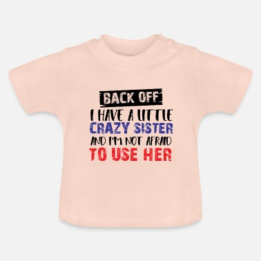Lille Skøre lille SIS - Baby T-shirt