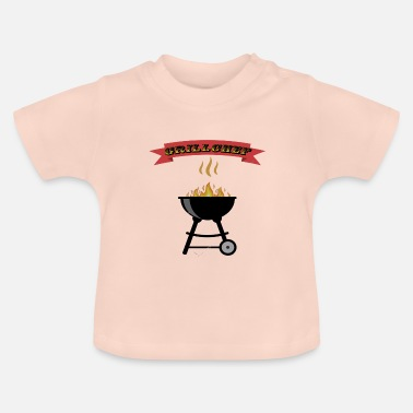 Chef-kok Grill Grill grill chef-kok - Baby T-shirt