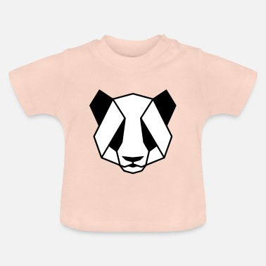 Stylish PANDA STYLISH - Baby T-shirt