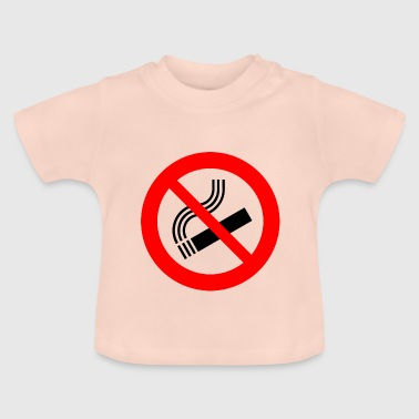interdiction de fumer - T-shirt Bébé