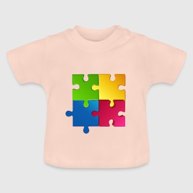 puzzel - Baby T-shirt
