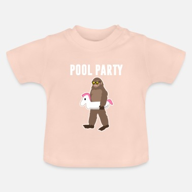 Pool Pool Party - Baby T-shirt