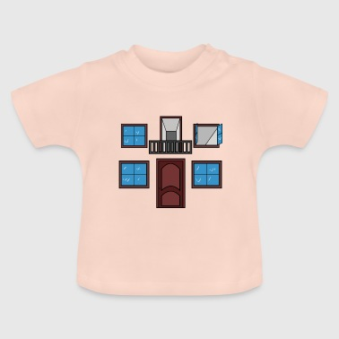 Affeto Window of the heart - Baby T-Shirt