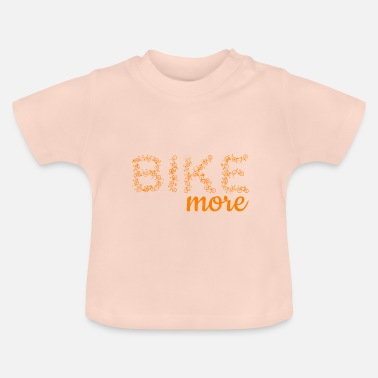 Dutch Bike Bike Bicycle Wheel Tandem Dutch Wheel Gift Idea - Baby T-Shirt