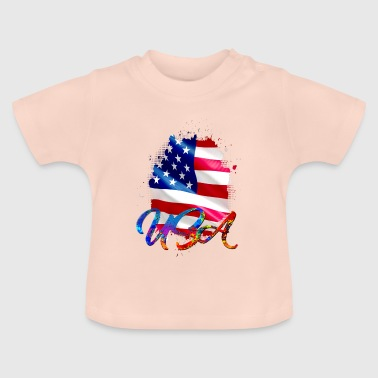 USA - US - Baby T-Shirt