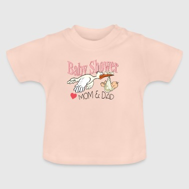 Baby Shower Mostrar - Camiseta bebé