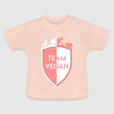 DIVISION TEAM VEGAN SHIELD - T-shirt Bébé