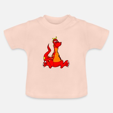 Welsh-red-dragon Red Dragon - Baby T-Shirt