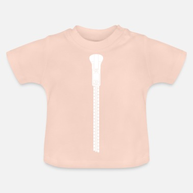 Zip Zip Zipper - Baby T-Shirt