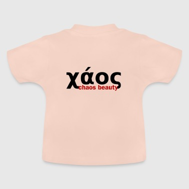 chaos in greek - Baby T-Shirt