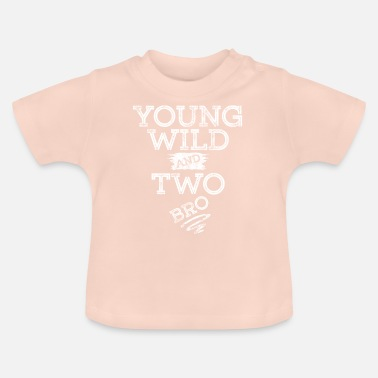 Spongebob YOUNG WILD AND TWO T-SHIRT - Baby T-Shirt