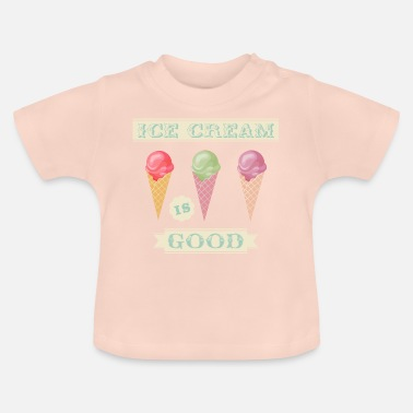Shop Ice Cream Parlour Baby Shirts online  82dd3d36995