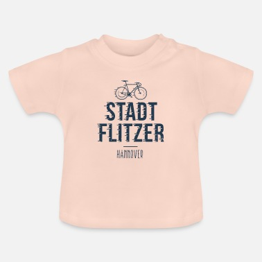 Flitzer Stadt Flitzer Hannover - Baby T-Shirt