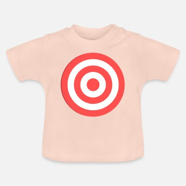 Shoot Em Up target - Baby T-Shirt